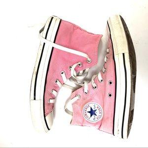 Converse All Star Chuck Taylor Pink High Top